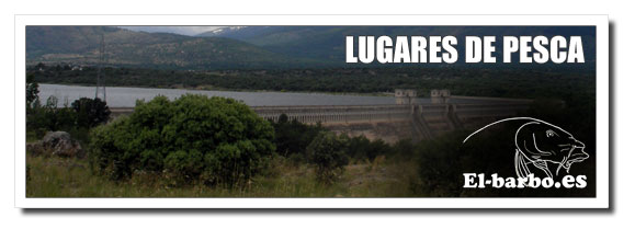 Embalse Riosequillo Madrid