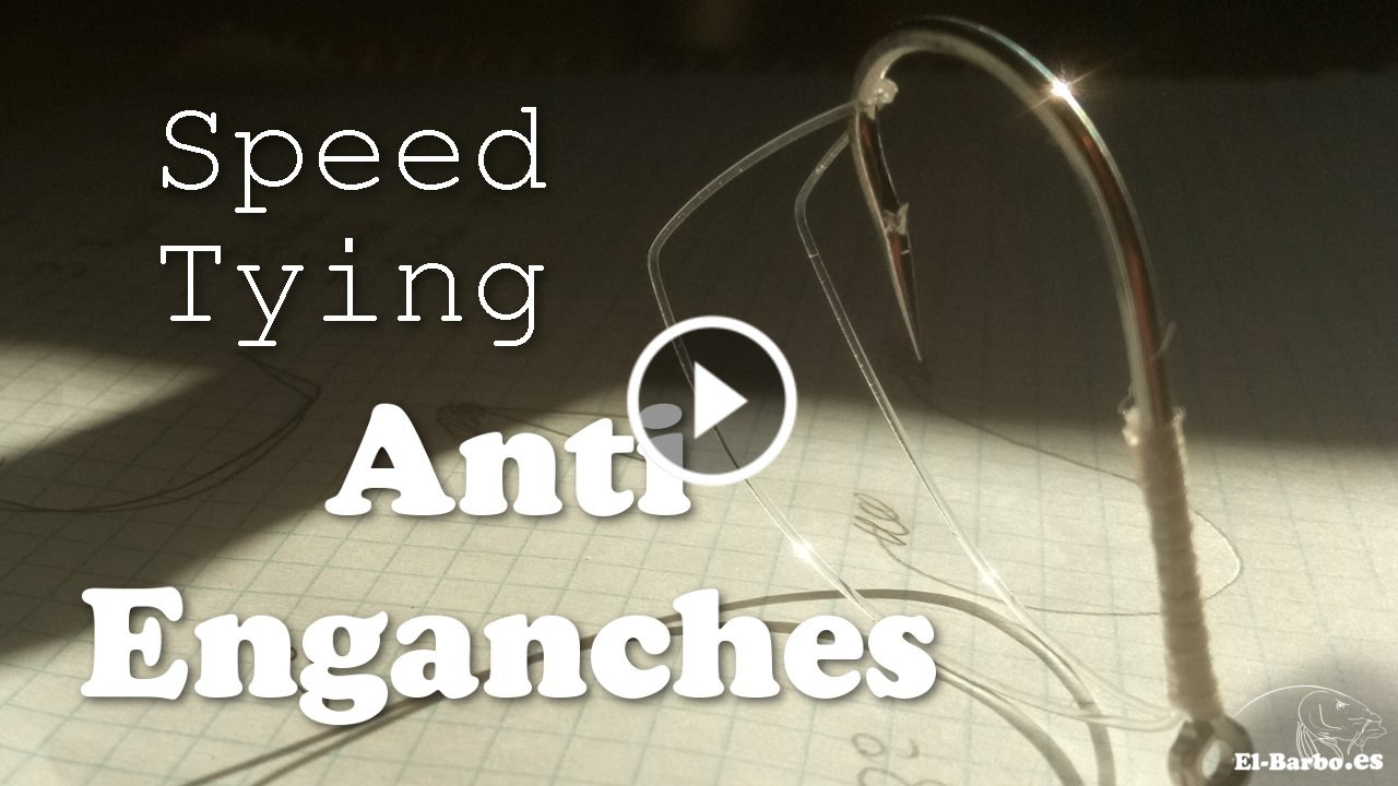 Anti-algas o anti-enganches